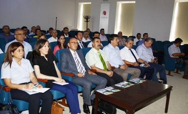 Verilerin Dijital Ortamda Birleştirilmesi Projesi Eskişehir'de Başladı