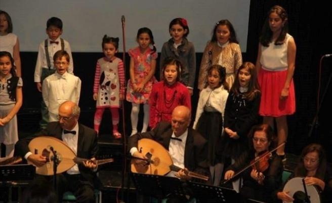Odunpazarı Halk Eğitim Merkezi Türk Sanat Müziği Çocuk Korosu Kayıtları Başladı