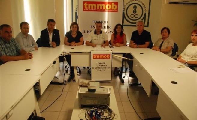 TMMOB Terör Olaylarını Kınadı