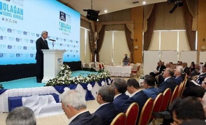 Başkan Karaosmanoğlu, Yeniden TDBB Başkanı