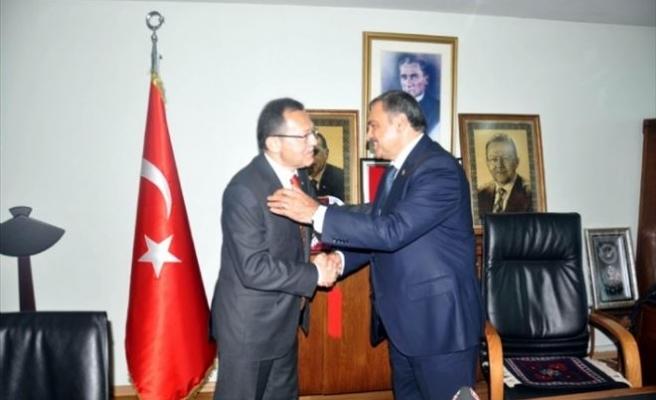 Bakan Eroğlu Balıkesir'e Geliyor