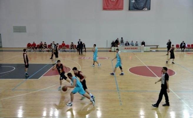 Basketbol Takımı Alt Yapısı İçin Yaz Okulundan 14 Sporcu Seçildi