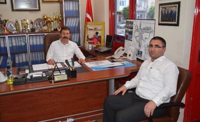 SGK Müdüründen Başkan Yavaş'a Ziyaret