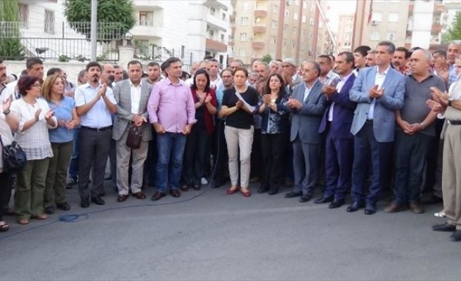 HDP, Parti Saldırılarını Kınadı
