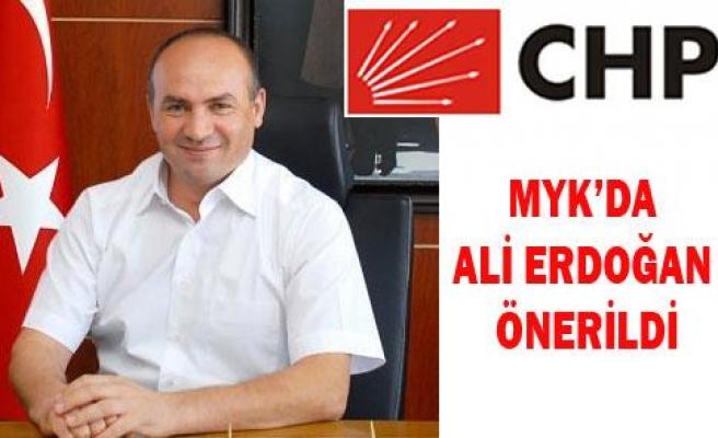 CHP ADAYI BUGÜN BELLİ OLUYOR