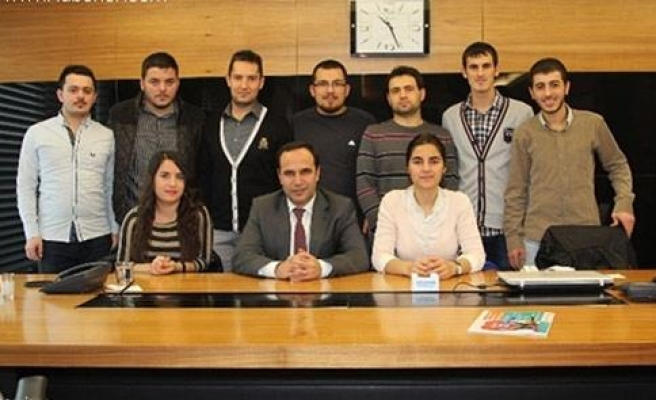 Uosb Başkanı Ali Yıldırım`dan, Geleceğin Tekstilcilerine Tüyolar...