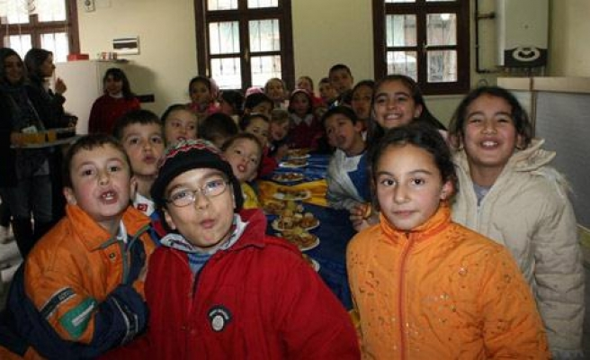 TEGV Gönüllülük Haftası Kutlandı
