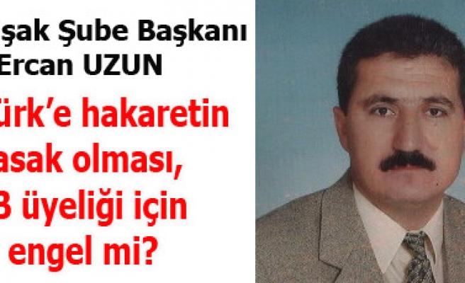 Atatürk'e hakaretin yasak olması, AB üyeliği için engel mi?