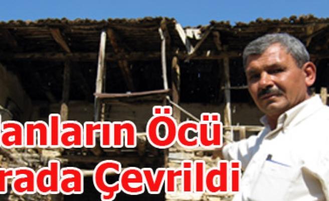 YILANLARIN ÖCÜ BURADA ÇEKİLDİ