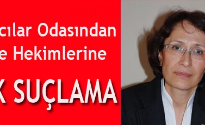 ECZACILAR ODASINDAN AİLE HEKİMLERİNE ŞOK SUÇLAMA