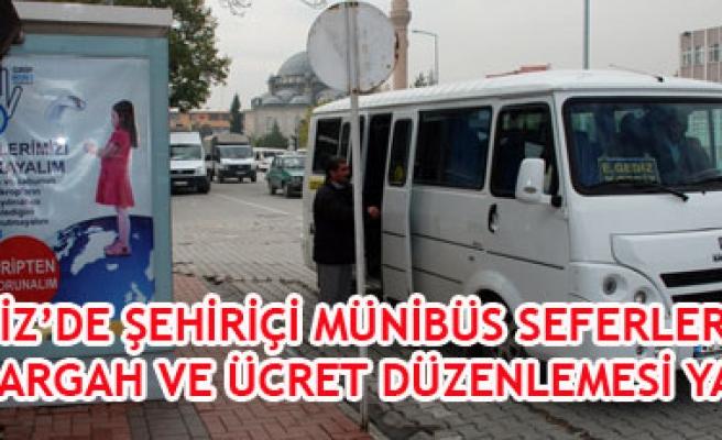 Uşak MHP'den Dolmuşlara Ceza Kesilmesine Tepki