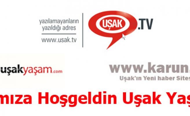UŞAK YAŞAM USAK.TV BÜNYESİNDE