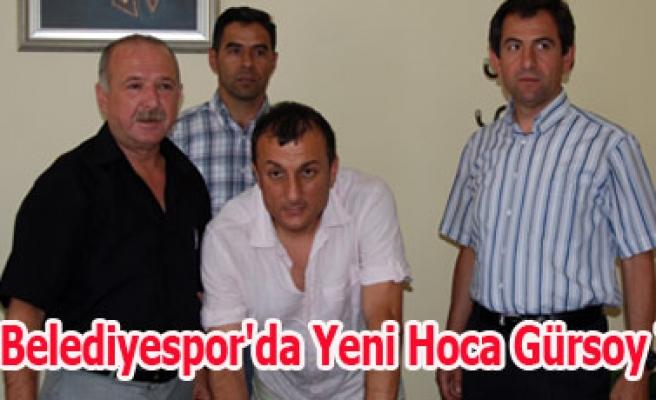 Uşak Belediyespor'da Yeni Hoca Gürsoy Turan