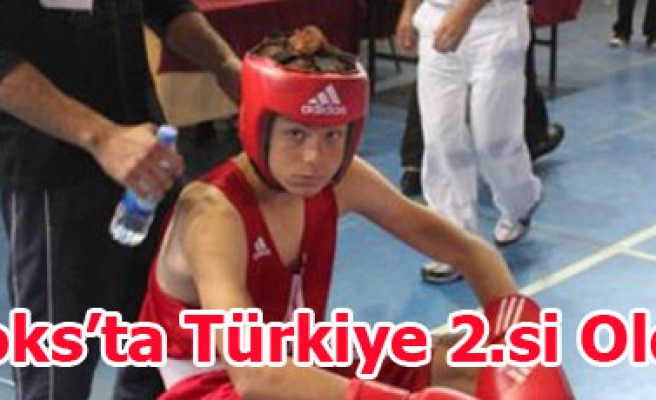 Türkiye Minikler Ferdi Boks şampiyonasında ilimizden katılan Zeynal Güler Türkiye 2.si oldu. Erzincan Refahiye ilçesinde yapılan Türkiye Minikler Ferdi Boks Şampiyonasında Antrenör Görkem DURAK gözetimindeki, İlimiz Gençlikspor Kulübü Sporcularından Zeyna