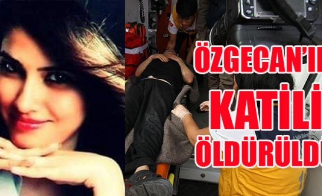 Özgecan'ın katili öldürüldü