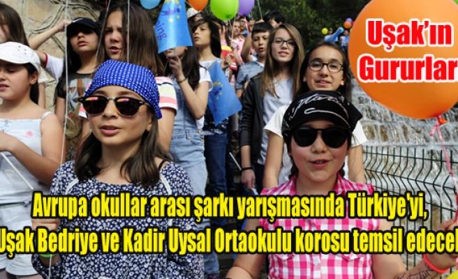"""""""Schoolovision""""da Türkiye'yi Temsil Edecekler"""