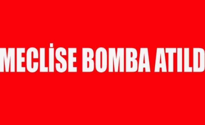 MECLİS'E 4 BOMBA ATILDI 15 YARALI
