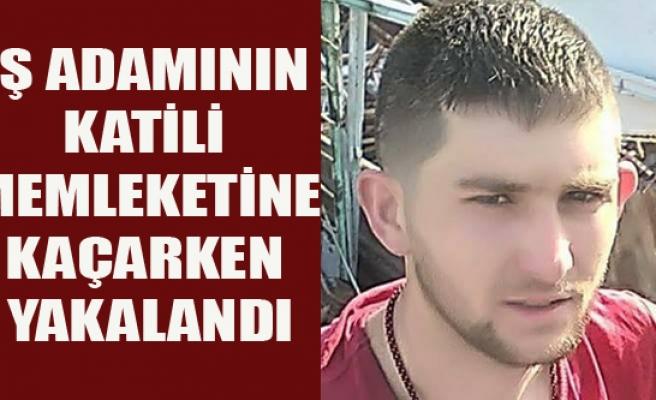SİMAV'LI İŞ ADAMININ KATİL ZANLISI YAKALANDI