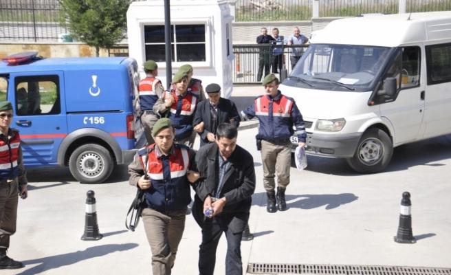 Uşak'ta ki Cinayet Şüphelisi 1 Kişi Tutuklandı