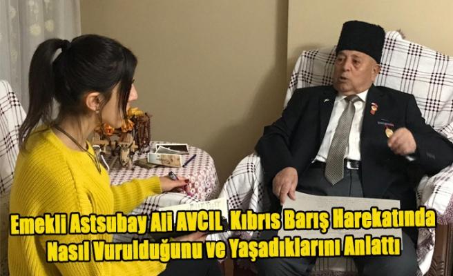 Emekli Astsubay Ali AVCIL Kıbrıs Barış Harekatında Yaşadıklarını Anlattı