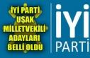 İYİ PARTİ UŞAK MİLLETVEKİLİ ADAYLARI BELLİ...
