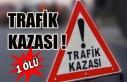 TRAFİK KAZASI !