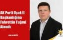 AK Parti Uşak İl Başkanı Av. Fahrettin Tuğrul...