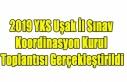 2019 YKS Uşak İl Sınav Koordinasyon Kurul Toplantısı...