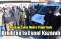Başkan Çakın Dikilitaş Pazaryeri Konusunda Doğru...