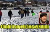 BANAZ DA KAYIP OLAN  ASIM KAVAK'IN DONMUŞ BEDENİ BULUNDU