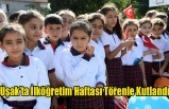 Uşak'ta İlköğretim Haftası törenle Kutlandı