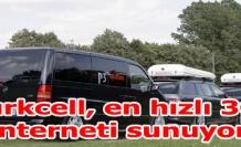 Turkcell, en hızlı 3G interneti sunuyor