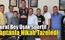 Murat Bey Uşak Sportif Aynı Kaptanla Devam Dedi