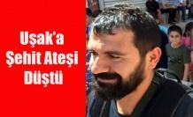UŞAKLI POLİS MEMURU NAZIM TUNCER DİYARBAKIR DA ŞEHİT OLDU
