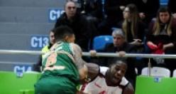 Muratbey Uşak Sportif : 64 - Banvit: 80