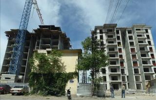 Binalar Yükselmeye Başladı