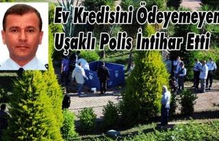 18 YILLIK UŞAKLI POLİS İNTİHAR ETTİ