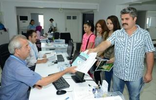 Pamukkale'de Eğitim Yardımı Başvuruları Devam...