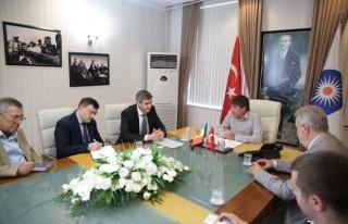 Moldova, Kişinev İle Antalya'nın Kardeş Şehir...