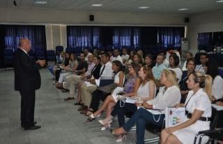 Gaziantep Kolej Vakfı'ndan Öğretmenlerine Oryantasyon...