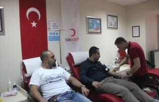 Lösemi Hastası Elif İçin Kan Bağışı