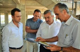 Körfez Belediye Başkanı İsmail Baran Çalışmaları...