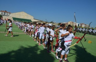 Zafer Kupası Minikler Türkiye Şampiyonası Gelibolu'da...