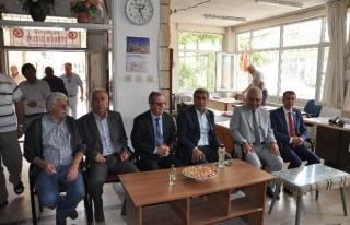 CHP'li Vekiller Koalisyon Sürecini Anlatmak İçin...