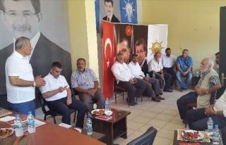 AK Parti Doğanyol İlçe Danışma Meclisi Toplantısı...