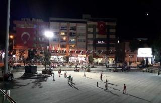 Alaşehir'de Ücretsiz Wi-fi Projesinde Sona Doğru