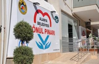 Alanya Gönül Pınarı, Bin 750 İhtiyaç Sahibini...