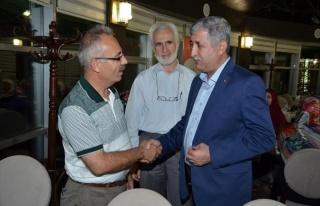 Başkan Polat, Akademisyenleri Ağırladı