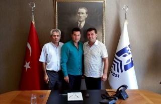 Osmangazi Ziraat Odası Başkanı'ndan Başkan Kocadon'a...