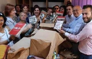 Eskişehir Büyükşehir Kent Konseyi'nden Kitaplık...